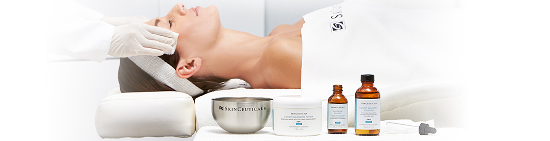 SkinCeuticals peeling behandeling Dermaskin