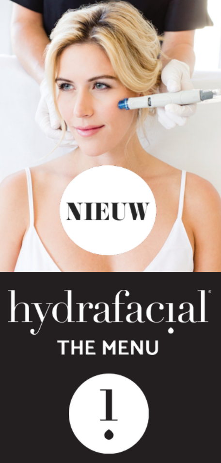 HydraFacial The Menu