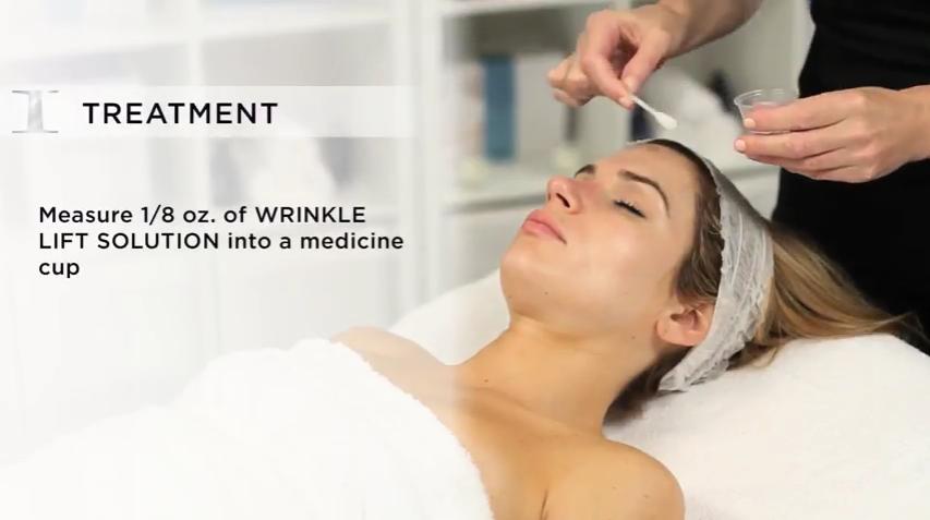 Image Skincare Wrinkle Lift peeling voor grove huid peeling image skincare