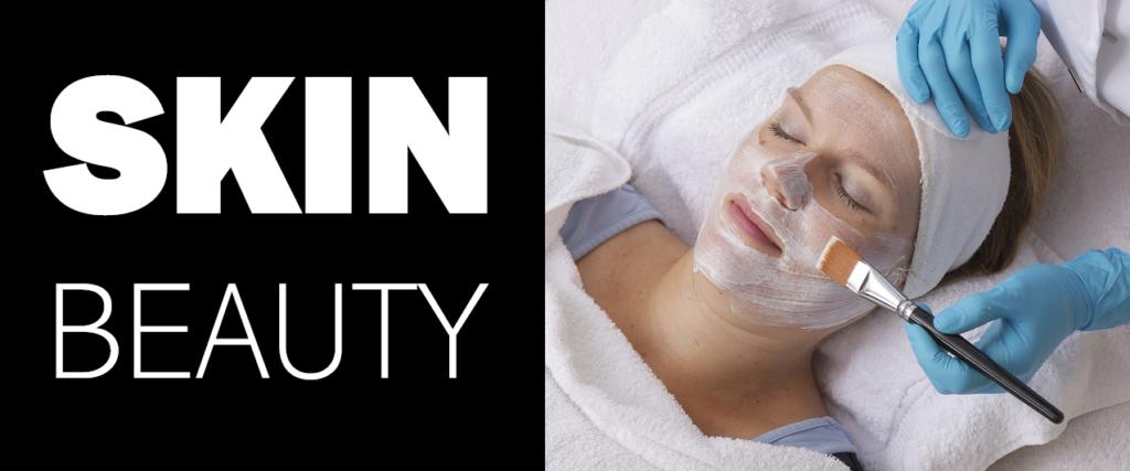 Skin Beauty gezichtsbehandeling